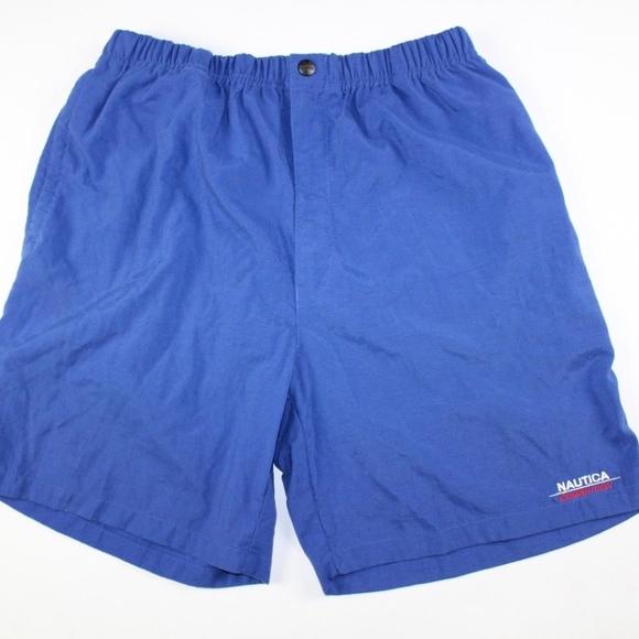 96dfd0933c35c Nautica Swim | Vintage 90s Competition Trunks Medium | Poshmark